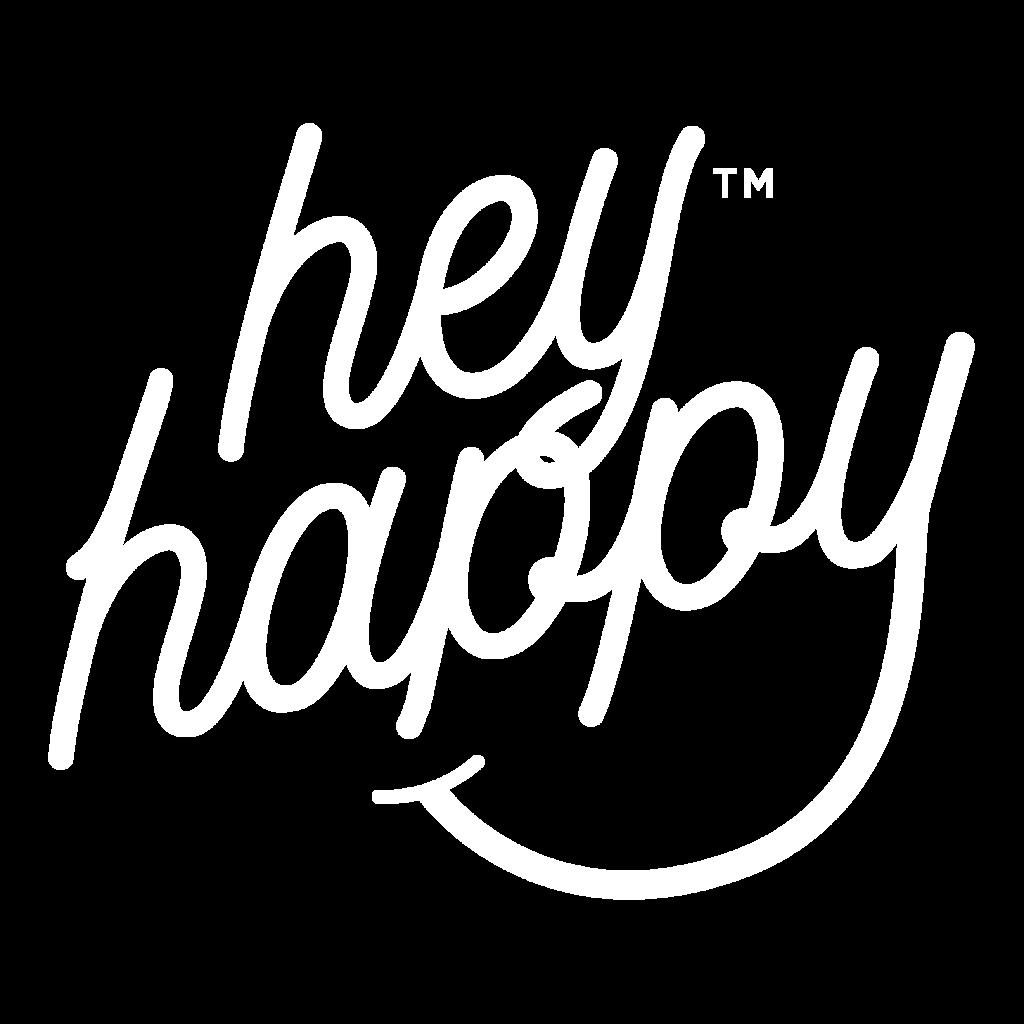 Hey Happy Logo